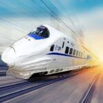 El tren de alta velocidad en China es un complemento del desarrollo de reuniones y negocios
