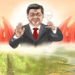Xi Jinping es el líder de China y del proyecto de crecimiento China Dream 2035