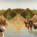 Muralla China Inmigración