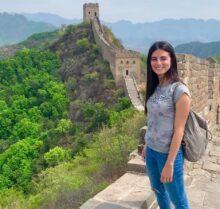 florencia rossi gran muralla china