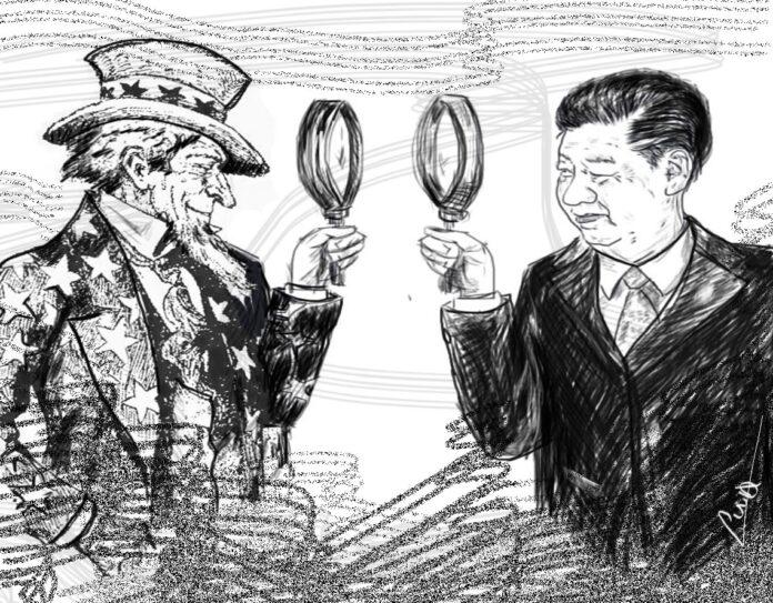 puja estados unidos y china