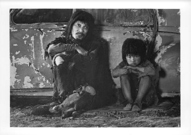 Dodes'ka-den (Dodesukaden; Japón, 1970)