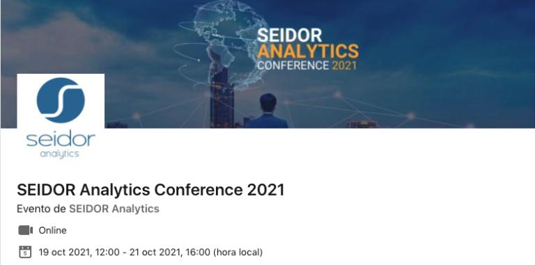 SEIDOR Analytics Conference 2021 (ONLINE)