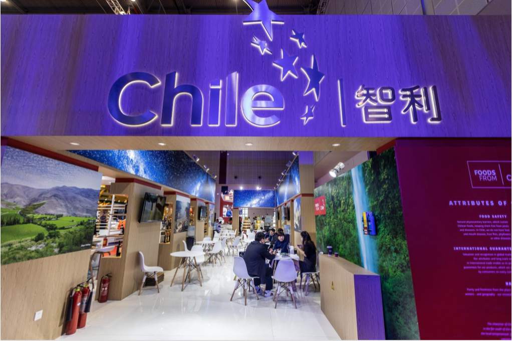 Chile y China